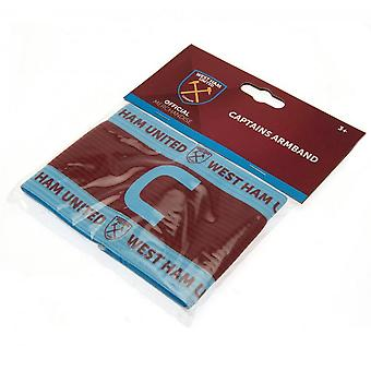West Ham United FC Captains Armband