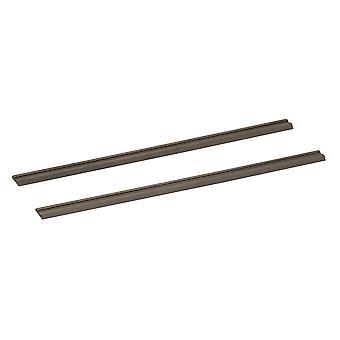 Tungsten Carbide Planer Blades 2pk - 82x5.5x1.1mm