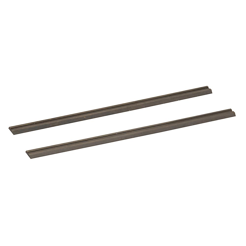 Tungsten Carbide Planer Blades 2pk - 82x5.5x1.1mm