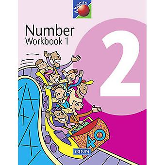 1999 Abacus Year 2  P3 Workbook Number 1 8 pack by Ruth Merttens
