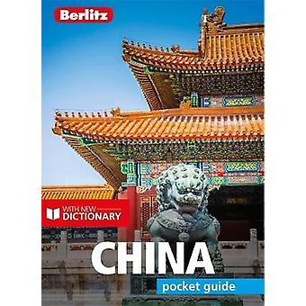 Berlitz Pocket Guide China Travel Guide with Dictionary