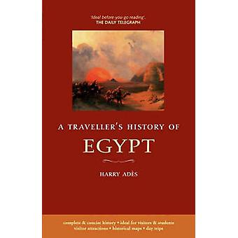 Travellers History of Egypt by Harry Ades - 9781905214013 Book