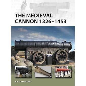 Medieval Cannon 13261494 by Jonathan Davies
