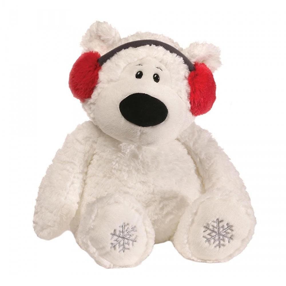 Gund Blizzard Medium Bear Soft Toy