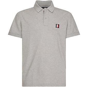 Tommy Hilfiger Regular Fit Icons Monogram Polo Shirt