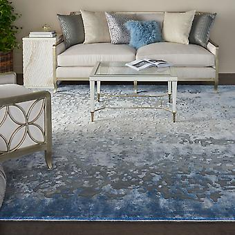 Prismatic PRS17 Denim Rectangle Rugs Modern Rugs