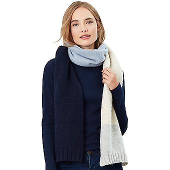 Joules Womens Snugwell Boucle Knit Warm Super Soft Scarf