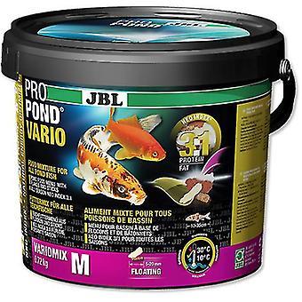 JBL Pond Vario (Fish , Ponds , Food for Pond Fish)