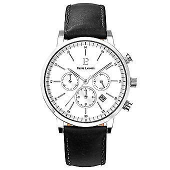 Pierre Lannier Analog quartz men's watch with leather 206G103