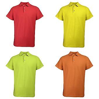 RTY verbeterd Vis Mens Hallo zichtbaarheid Safetywear poloshirt