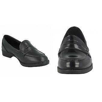 بقعة على صغار الفتيات الكسول الذكية نمط أحذية