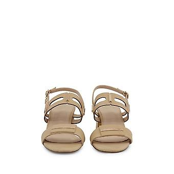 Laura Biagiotti - Schuhe - Sandalette - 6151_NABUK_SAND - Damen - tan - 39