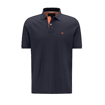 Fynch-Hatton Fynch Hatton Polo Shirt Navy
