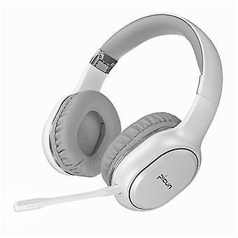 Picun p80s bluetooth 4.1 cuffia da gioco ha portato il rumore di illuminazione cancellando cuffie wireless con microfono
