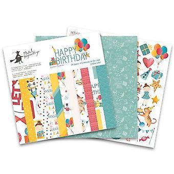 Piatek13 - Paper pad Happy Birthday 6 P13-416 6x6