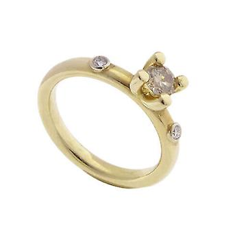 Atelier Christian 14 carat gold ring