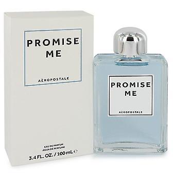 Aeropostale Promise Me Eau De Parfum Spray By Aeropostale 3.4 oz Eau De Parfum Spray