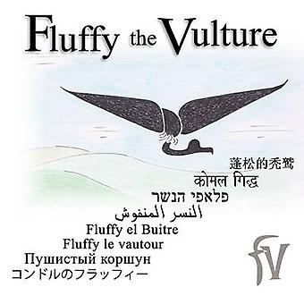 Fluffy the Vulture  Count Ten Fluffy the Vulture 2 in 1 by Zicker & William