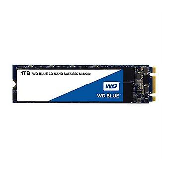 Hard Drive Western Digital WDS100T2B0B SSD 1 TB SATA III