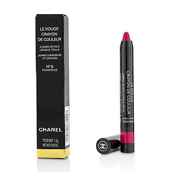 Le rouge crayon de couleur jumbo longwear lip crayon   # 6 framboise 1.2g/0.04oz