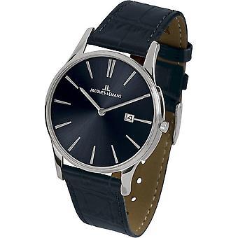 Jacques Lemans - Wristwatch - Ladies - London - Classic - 1-1937C
