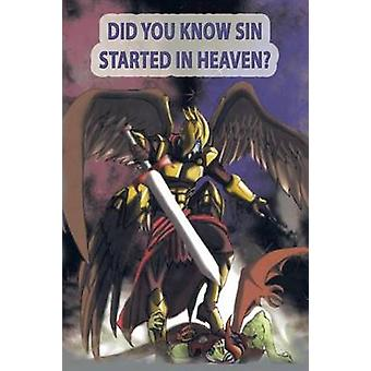 Did You Know Sin Started in Heaven by Marigna & Martha