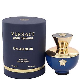 Versace залить femme dylan синий eau de parfum спрей versace 540972 100 мл