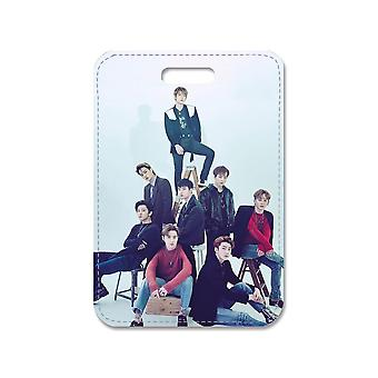 K-pop EXO OT8 Large Bag Pendant