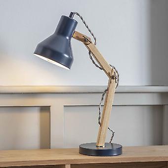 Hage Trading Folgate Bordlampe I Blekk
