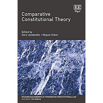 Théorie constitutionnelle comparative par Gary Jacobsohn - 9781784719142 B