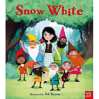 Fairy Tales - Snow White by Ed Bryan - 9781788003032 Book
