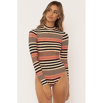 Sisstrevolution outer reef knit one piece