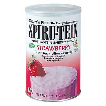 Nature's Plus Spirutein Strawberry 544g (4573)