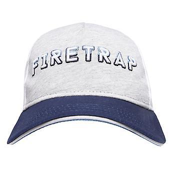 Firetrap Boys Range Cap Sports Baseball Hat Junior