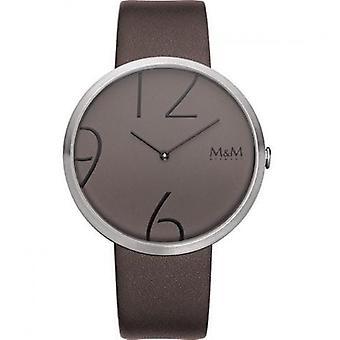 M&M Germany M11881-526 Big time Ladies Watch
