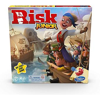 Risk Junior Game: Strategy Board Game