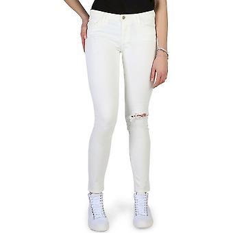 Armani Jeans - Îmbrăcăminte - Blugi - 3Y5J28_5N1CZ_1100 - Femei - Alb - 27