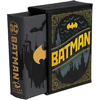 DC Comics - Batman - Quotes from Gotham City - Tiny Book by Insight Edit