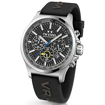 TW Steel TW939 VR46 Valentino Rossi chronograaf horloge 48mm