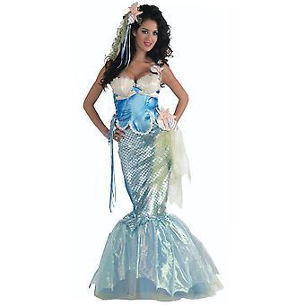 Mermaid Princess Ariel Under The Sea Women Costume