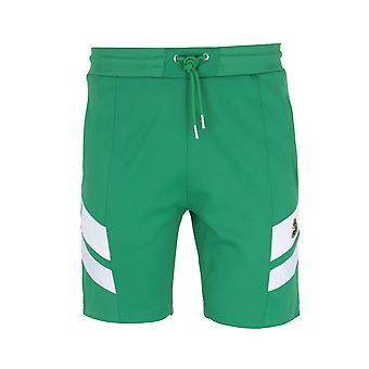 Luke 1977 Lee Sport Chevron Green Sweat Shorts