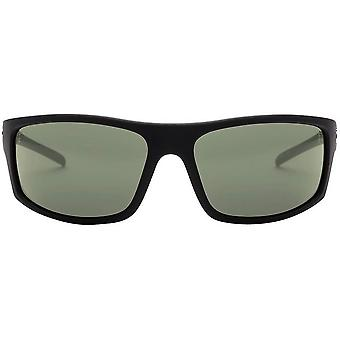 Electric California Tech One Sunglasses - Matte Black/Polarized Grey