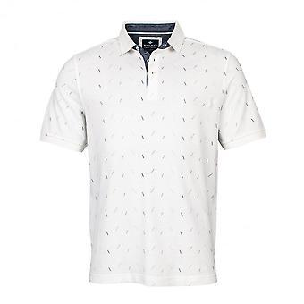 Baileys GIORDANO Baileys Camisa Polo Branca 5246