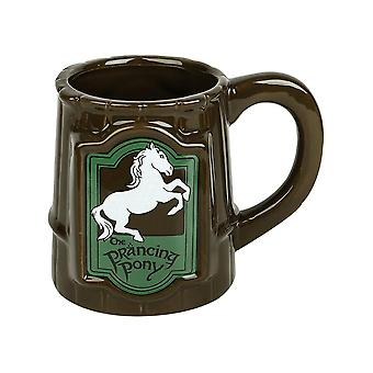 Lord of the Rings, 3D Mug - The Prancing Pony