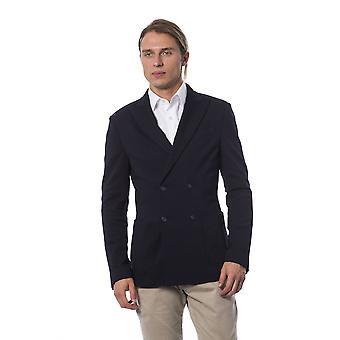 Verri Men's Blue Blazer