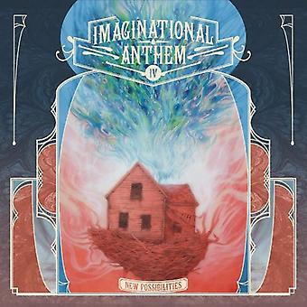 Imaginational Anthem - Vol. 4-Imaginational Anthem [CD] USA import