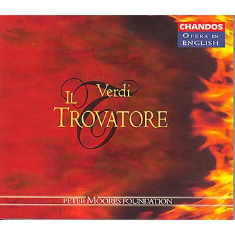 G. Verdi - Verdi: Il Trovatore [CD] USA import
