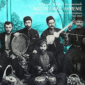 Various Artist - Nostalgique Armenie [CD] USA import