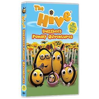Hive - Hive: Buzzbee's Family Adventures [DVD] USA import