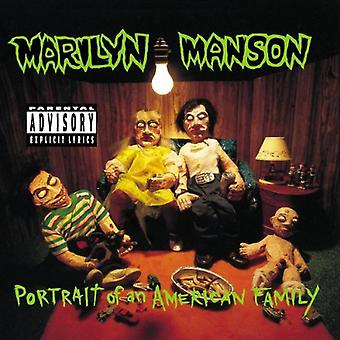 Marilyn Manson - Portrait of an American Family [CD] USA import